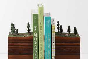 Garth Borovicka Bookends Are Out of This World