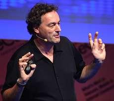 Gerd Leonhard's Social Media Risks Keynote Wa
