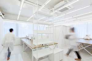 Khan Project's Office is Designed to be a Comfortable Doctor's Office