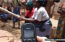 Text Messaging Water Pumps
