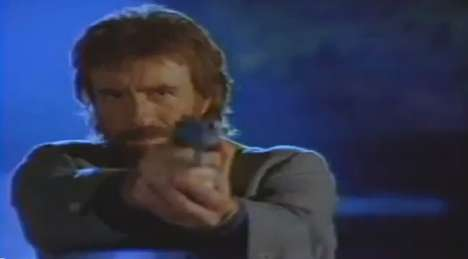 chuck norris the movie
