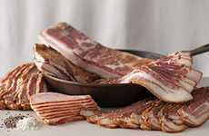 Exclusive Savory Meat Clubs - The Savenor's Bacon Society Lets Members Select Prime Pork Cuts