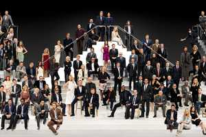 The Vanity Fair 'Paramount Picture' Honors 100 Years