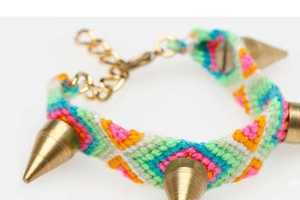 21 Fierce Friendship Bracelets - From Rope-Centric Accessories to Colorfully Beaded Cuffs
