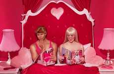 Broken Barbie Marriages - The Dina Goldstein 'In The Dollhouse' Series Sees More Than Me