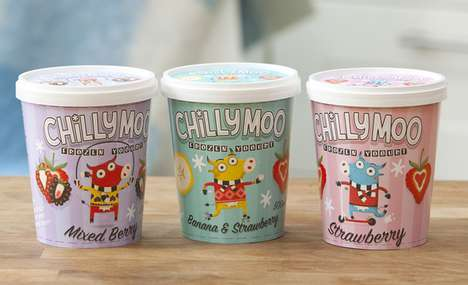 Chilly Moo packaging