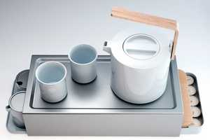 The Chai-Set Comes Equipped to Create Your Own Unique Brew