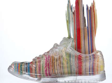 haroshi transparent shoes
