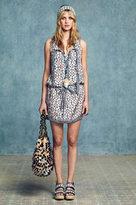 tory birch resort 2013 collection