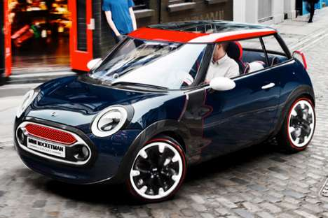 the mini rocketman