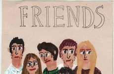 Childish Television Caricatures