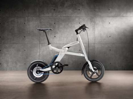 Luxury Electric Bikes - The BMW i Pedelec is the Newest Addition to the i Series
