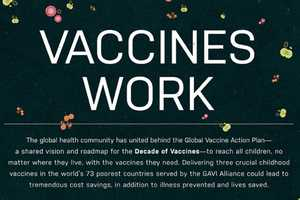 The 'Vaccines Work' Infographic Proves Their Worth