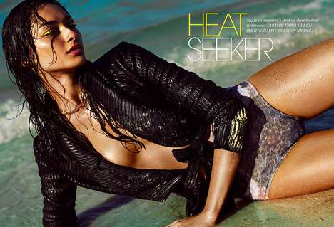 Flare Magazine Heat Seeker