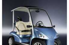 17 Dashing Golf Cart Designs