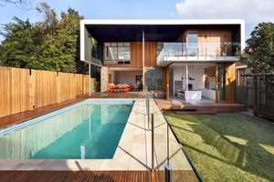 CplusC Architectural Workshop Castlecrag Residence is Stunning