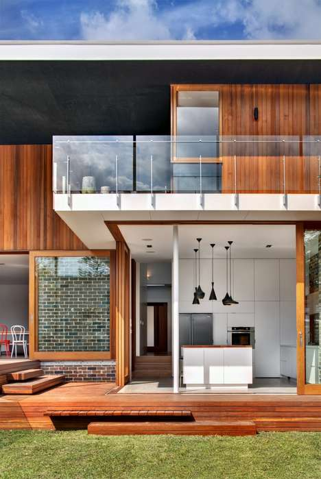 cplusc architectural workshop castlecrag residence