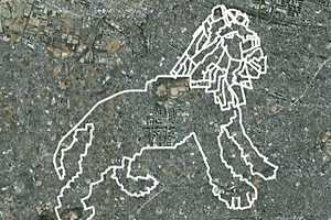 The Tokyo Zoo Project's GPS Drawings are Interactive