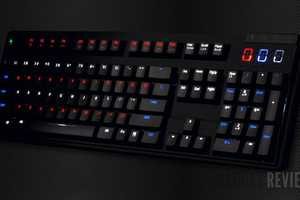 The Nighthawk X9 Mechanical Keyboard is Chic & Customizable