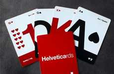 Helveticards by Ryan Myers Are the It Cards for Designers