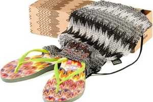 The Missoni + Havaianas 2012 Collection Makes the Perfect Pair