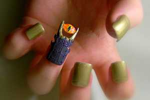 KayleighOC Transforms Fingernails into Fabulous Creations
