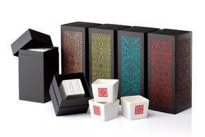 The Taiwan Centennial Blessing Tea Gift Set Emits Glowing Symbolism