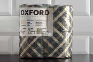 Oxford Toilet Paper Packaging Dresses Up an Ordinary Household Item