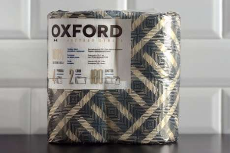 Oxford Toilet Paper Packaging