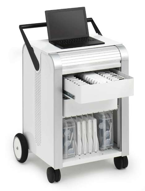 Bretford Powersync Cart