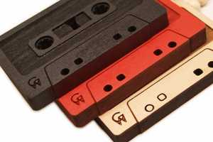 The GoodWood Cassette Tape is Old School