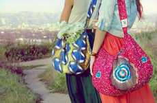 Community-Building Handbags - Della Provides Sustainable Fashion That Supports Communities in Ghana