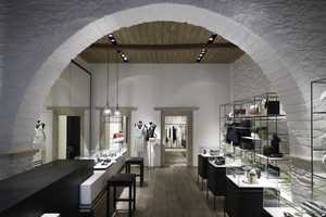 The Kois Associated Architects Linea Piu Store is Pristine