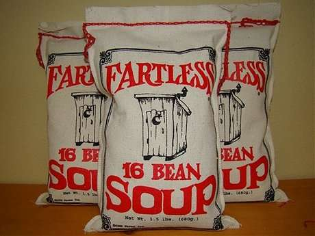 fartless 16 bean soup