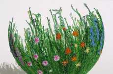 Grass Garden Bowls