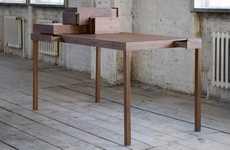 Drawer-Interacting Furniture