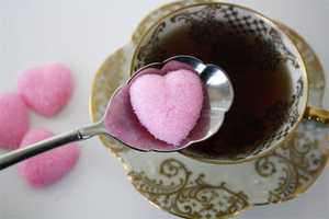 These Heart-Shaped Sugar Cubes are the Perfect Saucer-Side Accessory