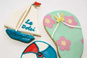 Le Dolci Cupcake Studio Offers Something Playfully Sweet