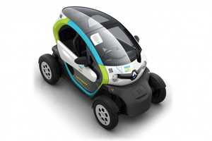 The Twizy Way Car-Sharing Scheme Lets People Take the Vehicles for a Spin