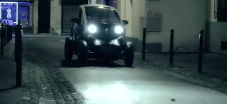 Twizy Way car-sharing scheme