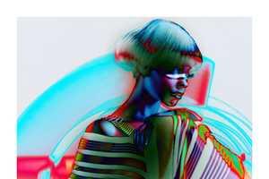 The Irek Kielczyk 'Illumination' Series is Layered With Light