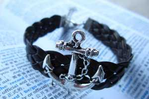 The FabulousTime Sea-Themed Jewelry is Anchor's Away