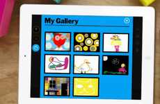 Creativity-Enhancing iPad Apps - MoMA Art Lab is Designed to Help Children Be More Imaginative