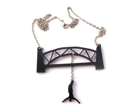 milkool bungee jumping extreme necklace2