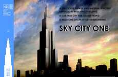 Sky City Will Be Taller than the Burj Khalifa and Built in 90 Days