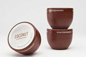 Fruits & Passion Packaging Takes the Shapes of its Scrumptious Contents