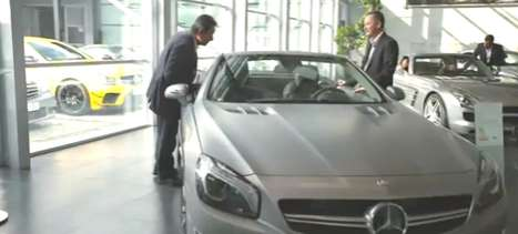 Luxury Car Production Films