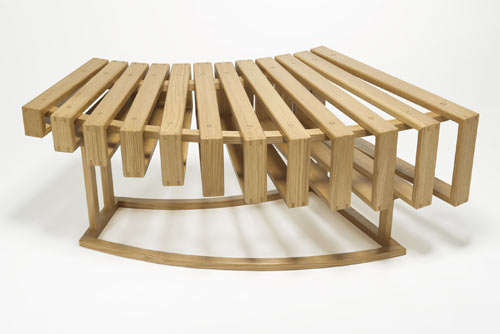 Percussion-Inspired Furniture