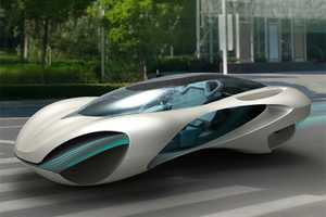 The Taihoo 2046 by Hao Huang is a Concept Car That's Ultra Robust