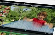 Simple Straightforward Commercials - The Do It All iPad ad Focuses on One of the Tablet's Features
